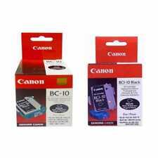 Canon Druckkopf BC-10 Black 0905A002 + Druckerpatronen BCI-10 0956A002 (np)