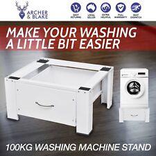 100kg Washing Machine Floor Protector Safety Working Height Level Pedestal Stand