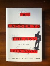 John Boyne - A Ladder to the Sky (Hardcover, 1st US Edition) 2018