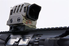 EG1 Optical Reflex Red Dot Sight Holographic Sight Fit 20mm Rail In Grey