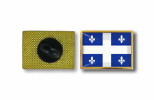 pins pin's flag national badge metal lapel hat button vest canada quebec
