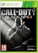 Xbox 360 Call of Duty Black Ops II (COD BO 2) *New & Sealed* Xbox One Compatible
