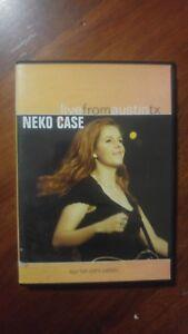 Neko Case - Live from Austin TX DVD R0