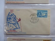 INDIA 1973 INDIAN MOUNTANEERING FDC FIRST DAY COVER MADRAS
