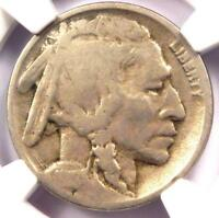 1918/7-D Buffalo Nickel 5C Coin - Certified NGC G6 - Rare Overdate - $960 Value!