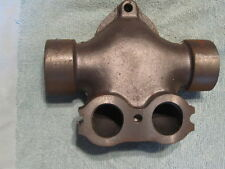 1936 1937 1938   BUICK LIMITED CENTURY ROADMASTER Ctr EX MANIFOLD EXELENT REPRO