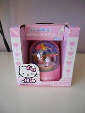Rare Retro Hello Kitty Animated Moneybox Fun Bank Brand New Boxed but faulty