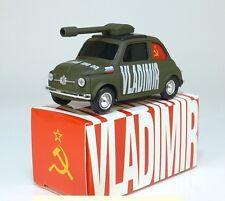 Fiat 500 VLADIMIR putting me on Brumm  BR009 1:43