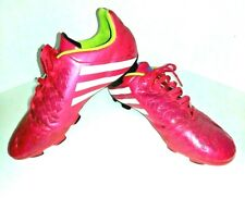 Adidas Predator Absolado LZ TRX FG J Men's Pink Soccer Cleats Size 6 Speed