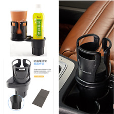 Adjustable Cup Drink Bottle Holder Storage Stand Mount ABS For Car Boat RV Van