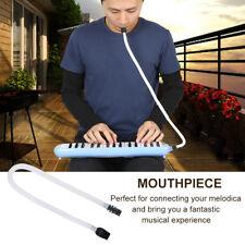 Musical Instrument Melodica Pianica Plastic Flexible Tube 57cm Length+Mouthpiece