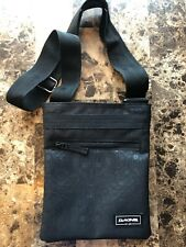 Dakine Jive Crossbody Bag Black Canvas Purse New Without Tags