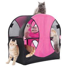 Pet Toys Happy Ferris Wheel Pet Playground Toy Hide-Seek Cat Supplies 4285HC