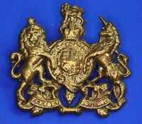 British Army military - WW1 General Service Corps / Regiment Cap Badge [19167]