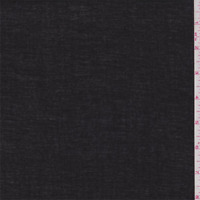 Black Polyester Gauze, Fabric By The Yard