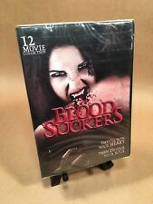 Blood Suckers 12 Movie Collection Dvd (new)