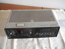 GRUNDIG Sono-Clock-110 Radiowecker FM-Statofix 70er an Bastler Radio geht teilwe