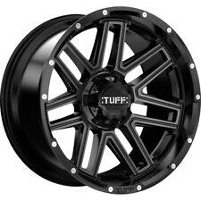 Tuff T17 10x20 5x127/139,7 Llantas para Jeep Wrangler JK Dodge Ram 1500 Nuevo