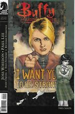 Buffy The Vampire Slayer Comic Issue 5 Modern Age First Print 2007 Joss Whedon