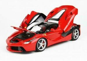 BBR 1/18 Ferrari La Ferrari Red Rosso Corsa DIECAST NEW with opening parts