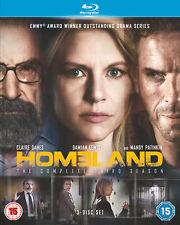 Homeland Season 3 (Blu-Ray)