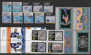 MARSHALL IS.   1984   Mint  Stamps   MNH-VF  #  Y.T.  Lot