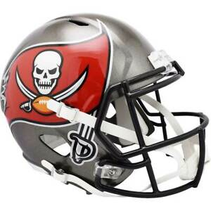 TAMPA BAY BUCS 2020 Riddell Speed NFL Full Size Replica Football Helmet