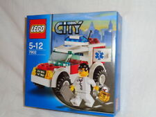 LEGO CITY 7902 - DOCTORS CAR      NEW AND SEALED