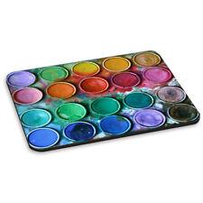 Peinture boîte palette set pc ordinateur souris tapis pad-drôle de peinture art artiste