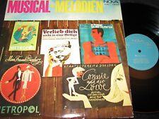 MUSICAL-MELODIEN Conny Odd, Guido Masanetz, Natschinski/ DDR LP 1971 NOVA 885015