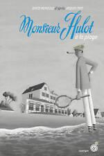 Monsieur HULOT à la plage****David MERVEILLE d'après Jacques TATI****Dès 4 ans