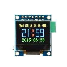 """0.95"""" Inch SPI OLED Display Module Full Color 65K Color SSD1331 7 Pin For Arduin"""