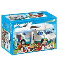 Playmobil verano Fun autocaravana familiar 6671
