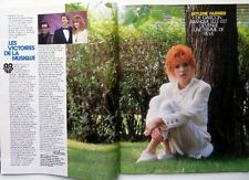 Mag 1988: MYLENE FARMER_FLORENT PAGNY_PATRICIA KAAS_JACKIE KENNEDY_MARIA CALLAS