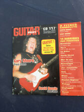 CD GUITAR PART GARY MOORE EMPTY ROOMS DAVID BOWIE REBEL REBEL