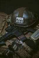 F**K Checklist Morale Patch | Patriot | Funny | AK47 | AK74 | Biker | Punk