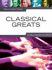 Beginner Classical Contemporary Sheet Music & Song Books