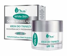 AVA White Skin krem do twarzy na przebarwienia/ Active whitening face cream