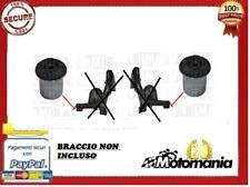 FIAT CINQUECENTO SEICENTO KIT 2 SILENT BLOCK BRACCIO POSTERIORE