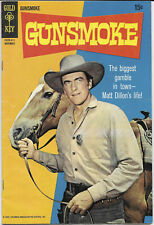 Gunsmoke #5 1969 FN/VF Gold Key Comics