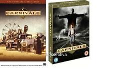 CARNIVALE: COMPLETE SEASONS 1 & 2  -  ** BRAND NEW & SEALED DVD***