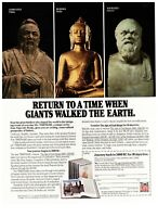 1990 Time-Life TimeFrame History Series Collection Vintage Print Advertisement