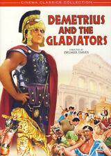 Demetrius and the Gladiators New DVD