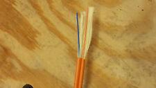 TLC SM Duplex Riser Cable w/3mm orange jacket 670 mtrs
