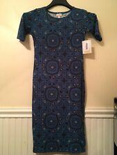 LuLaRoe Julia Dress NWT - XXS