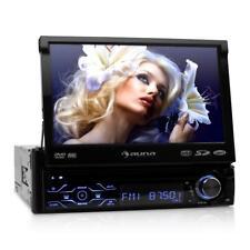 "(B-WARE) DIN AUTORADIO USB SD BLUETOOTH DVD 18cm TFT MONITOR 7"" TOUCHSCREEN MP3"