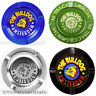 The Bulldog Amsterdam Cafe Metal Ashtray - 4 Designs - UK Fast Delivery