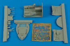 AIRES 1/48 F4U-4 Corsair cockpit set for Hobby boss kit # 4571