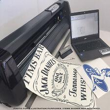 Logos, Fonts, Clip Art, Software for Vinyl Cutter Plotter Sign Sticker Machine!