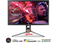 "ASUS ROG Swift PG27UQ 27"" 4K UHD 144Hz DP HDMI G-SYNC HDR Aura Sync Gaming Monit"
